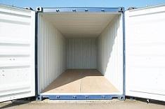Removal company storage