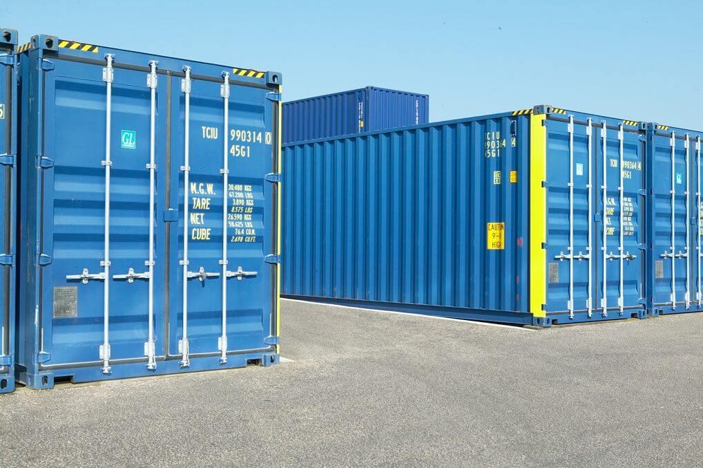 Freight destuffing