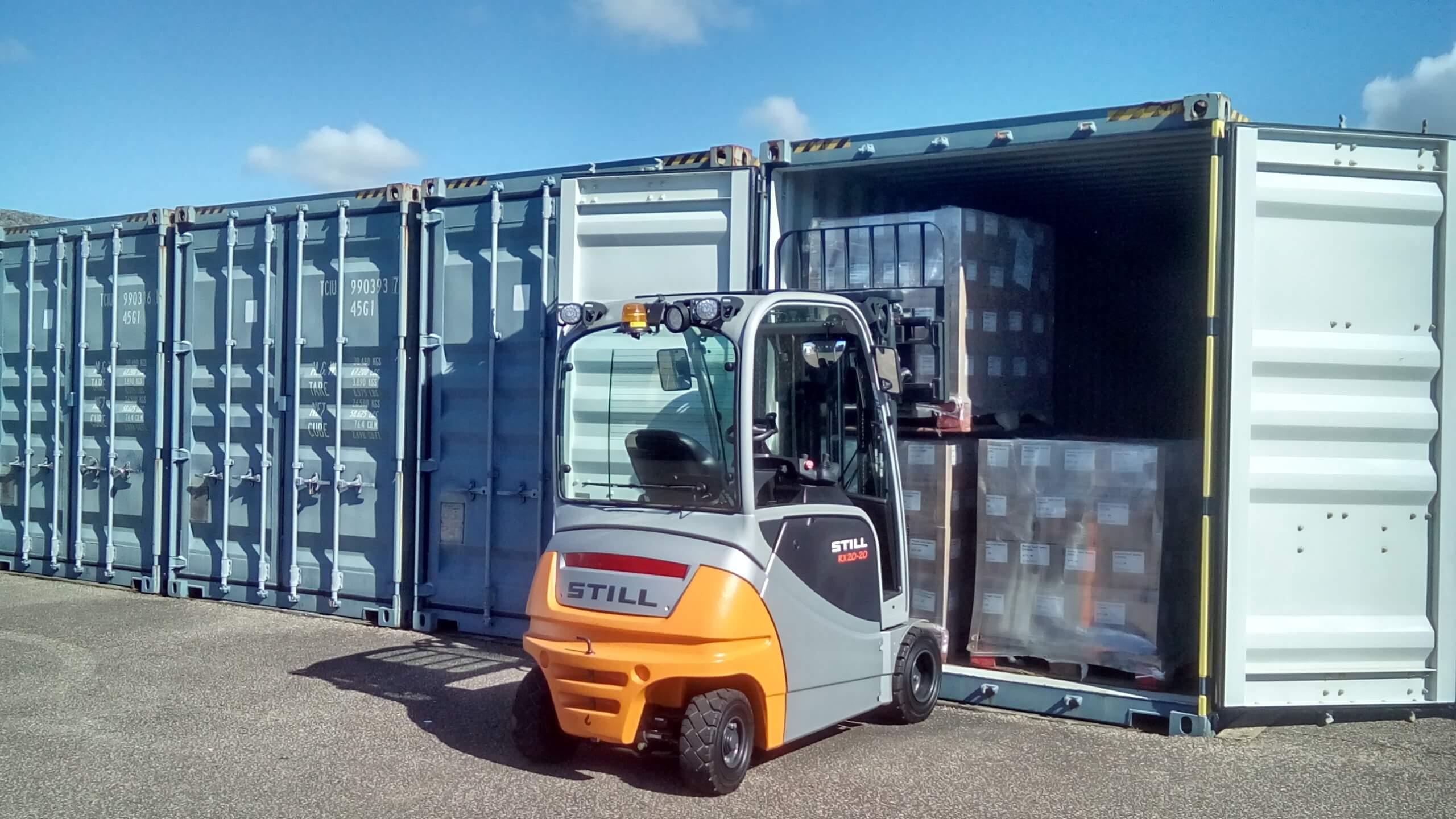 Self Storage Sussex | Reynards Self Storage | Self Storage Quote